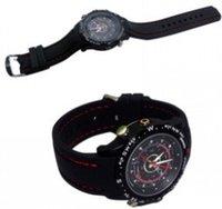 Wholesale MINI HD Waterproof spy watch clock Hidden Camera DV DVR Camcorder