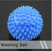 new laundry products - No Chemicals Washing Laundry Dryer Ball Soften Cloth DRYING FABRIC SOFTENER New Good Quality Laundry Products