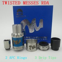 Cheap Twisted Messes RDA Best Messes atomizer