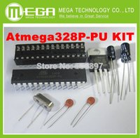 ar duino - and high quality set ATMEGA328P PU without Ar duino BOOTLOADER DIP Socket MHz crystal Kit