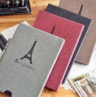 baby scrapbook papers - Creative Fashion Eiffel Tower Album Paris Vintage Antique DIY PHOTO ALBUM Scrapbook Paper Baby Wedding Picture Pages cm jk4003