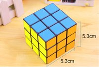 Wholesale New Mic Rubik Cube X3x3 cm Puzzle Magic Cube Game adult children educational toys
