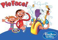 big bear men - Korea Running Man Pie Face Game Parent and Child Games Cream Hit Face Novelty Fun Anti Stress Prank Funny Rocket Toys with retail boxes