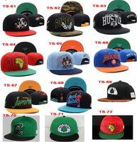 Wholesale 2015 CAYLER SONS Snapback BLAZIN BULLS Mütze Schwarz Rot Bulls Cap Weed Adjustable Snapback Baseball Hats Ball Hats No Throwback Caps