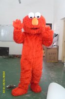 adult elmo costume - High quality elmo mascot costume adult size elmo mascot costume