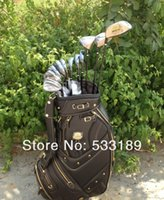 Wholesale Golf KASCO Dimpals G FOUR men set of pole of a complete set of quality goods is