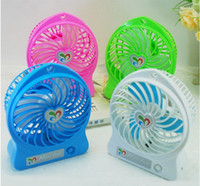Wholesale Portable rechargeable USB mini fan Super Mute PC USB Cooler Cooling Portable Desk Mini Fan for Laptop Computer With key switch for students