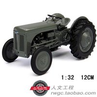 Wholesale AGCO agricultural machinery Ferguson TEA Tractor Farm Classic Gray French UH car model