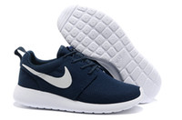 Wholesale Nike Roshe Run Men Women Running Shoes For Sale Big Discount Roshe London Olympic Sneakers Athletic Shoes