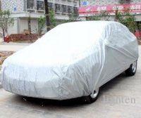 Wholesale Code L XL XXL Universal PEVA Car Covers Styling Indoor Outdoor Sunshade Heat Protection Waterproof Dustproof Anti UV Scratch Resistant Seda