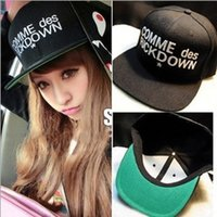 Cheap SSUR COMME DES FUCKDOWN snapback hats Fashion Hiphop snapbacks cap and hat Cheap Adjustable caps Free shipping Mix order