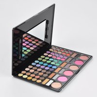 Wholesale 78 Colors Set Eye Shadow Blusher Makeup Palette Base Foundation Smoky Eye Make Up Accessories Cosmetic Tools HJ0139