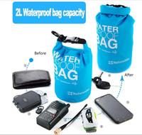 Wholesale 2L And L Drifting Ultralight Rafting Bag Drifting Bag Waterproof Bag Dry Bag