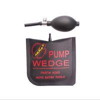 air bag wedge - Black Color Middle Size Air bag Wedge Air pump wedge Inflatable wedge mm middle size
