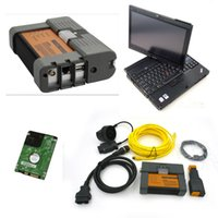 auto scanner laptop - DHL Free Professional Auto Scanner for BMW ICOM A2 B C in Scanner ThinkPad X200T Laptop with Software ISIS ISID Diagnostic tool