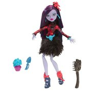 baby jane doll - Genuine Original Monster High Gloom n Bloom Jane Boolittle Doll Best gift for girl monster Hight toys