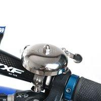 Cheap ROCKBROS For Bike Metal Ring Handlebar Alarm cycling riding bike Bicycle Bell ring loudly Alarm road city mountain bike Rings