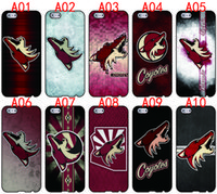 arizona phone - Arizona Coyotes phone cases For iPhone Plus S C S iPod Touch For Samsung Galaxy S6 Edge S5 S4 S3 mini Note