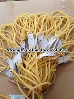 Wholesale 3pc Powerful Replacement Rubber Band Latex Sling Strap with Wrapper Slingshot Rubber Band Catapult Replacement Band