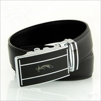 Wholesale ON SELL top grade belts for men cowskin belts automatic buckle belts Business belt LA23