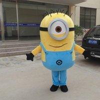 Wholesale Nes Livraison gratuite Epe Minion Costume de mascot