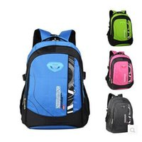 Wholesale 2015 New Children Backpacks Primary School Grade School Bags For Boys High Quality Backpack School Mochilas Infantis
