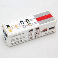 Wholesale Standard Micro Sim Card To Nano Sim Card Cut Cutter For iPhone G th OH