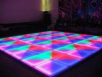 bear floor lamps - Freeshipping sample RGB Led Dance Floor mm led lamps Bearing Weight KG DMX Channels led Dancing Floor Light