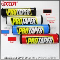 Wholesale 2014 New Handle Pads Round PROTAPER cm Fit Dirt Pit Bike ATV Quad Handlebar Pad Protection Parts