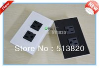Wholesale New Arrival US Standard Wall Socket AC110 V universal socket