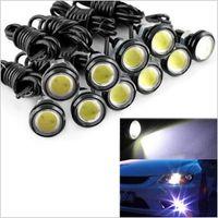 Wholesale Parking light mm Eagle Eye led car lights DRL Daytime Running Light V W Fog Tail lamp Waterproof Reverse Lamp