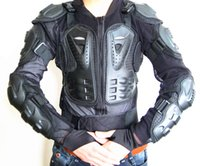 Wholesale 2016 new arrive Motocross Motorcycle Full Body Armor Jacket Spine Chest Protection Gear Size S to XL
