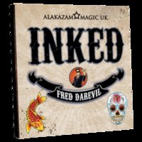 other alakazam magic - Inked by Fred Darevil and Alakazam Magic magic teaching video send via email Not include gimmick
