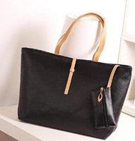 colorful handbags - commuter belt buckle big bag wild colorful PU shoulder bag fashion shopping handbag cheap price