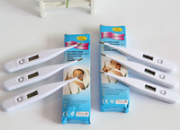 Wholesale Baby Clinical digital Electronic thermometer baby LCD thermometer