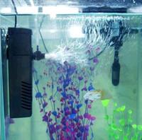 Wholesale 2015 in1 Aquarium Internal Submersible Filter Fish Tank Filtration Pump Spray Bar