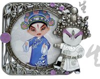 art beijing - Photo frame The arts and crafts with Chinese characteristics Beijing Opera characters frame The best gift for friends