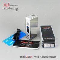 Precio de D3 ipv-100% auténtico Sigelei 75w cuadro tc mod vs pioneer4you IPv5 <b>IPV d3</b> smok r vapor Kang dripbox joytetech EVIC VTC mini one micro