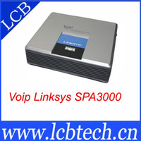 Wholesale UNLOCKED LINKSYS SPA3000 VOIP FXS