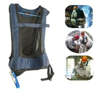 air conditioning safety - Portable Human conditioned clothing Welding clothes cool clothes HVAC air conditioning cooling vest vest vortex tube xiefeng