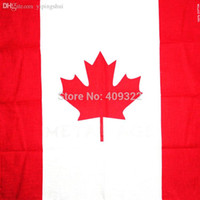 bandanas canada - hip hop bandanas for Male female men women head Scarves Canada Flag Bandana Scarf Wristband cm X cm quot X quot