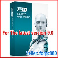 Wholesale Fast shoping The latest version ESET NOD32 Antivirus year PC users code