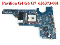 Wholesale Original G4 G6 G7 laptop Notebook PC HM65 motherboard system board tested working Perfect DAYS WARRANTY