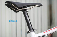 bicycle seat bolt - mm bike seat post bicycle seat tube brightening aluminium alloy dacromet bolt customized logo