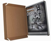 Wholesale Fitness Videos DVD Hammer And Chisel Base Kit with Autumn Calabrese Bodybuilding Exercise Video Disc