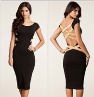 Cheap Women Sexy Dress Best Bodycon Dress