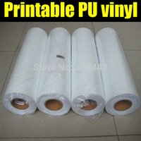Wholesale 50CMX25M Roll High Quality printable Heat Transfer Vinyl digital printable PU transfer film with