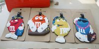 Wholesale CM D MM Chocolate luggage tag Travel Tags Style