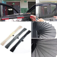 Front Windshield Shades auto shade - Practical Car Auto Truck Rollback Sun Shades Window Screen Cover Sunshade Protector Roller Universal fit HIGH QUALITY