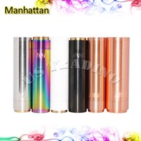 Cheap Non-Adjustable Manhattan Mod Best   Full Machanical Manhattan
